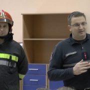 Sremska Mitrovica: Edukacija dece na temu zaštite od požara