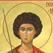 Danas je Đurđic – praznik prenosa moštiju Svetog Đorđa