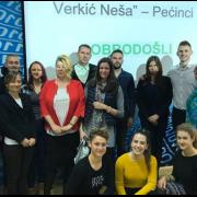Pećinački ekonomisti osvojili drugo mesto u Sloveniji