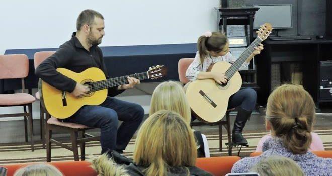 Irig: Održan koncert učenika Muzičke škole u Srpskoj čitaonici