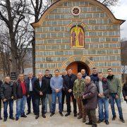 Irig: Predstavnici opštine u poseti Srbima na Kosovu