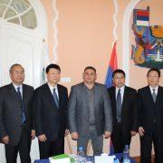 Delegacija kineskog grada Nantonga posetila Opštinu Ruma: Unapređenje ekonomskih odnosa dveju država