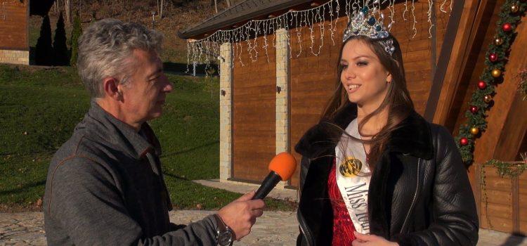 Mis turizma Sara Miletić na Fruškoj gori snimila promotivni materijal za predstavljanje Srbije na svetskom izboru za mis turizma u Maleziji