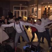 Kubanska atmosfera u Rumi: Održana salsa žurka (VIDEO)