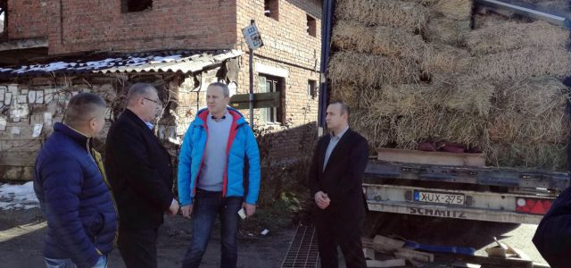 Pomoć iz Donjeg Tovarnika stigla u selo Štitarac kod Knjaževca