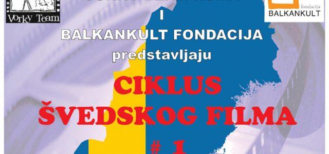 Ciklus švedskog filma u Kulturnom centru Ruma