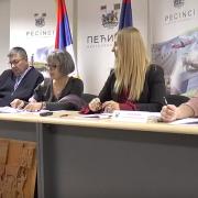 Konstitutivna sednica SO Pećinci: Željko Trbović- Nastavljamo put razvoja privrede i poljoprivrede (VIDEO)