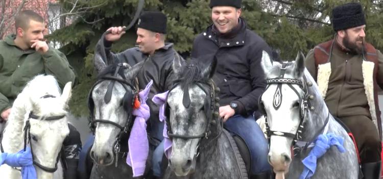 Tradicionalna manifestacija u pravoslavnoj novoj godini: Teranje Božića u Grgurevcima