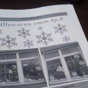"""OŠ """"Petar Kočić"""" Inđija: Učenici novinarske sekcije izdali novi broj časopisa"""