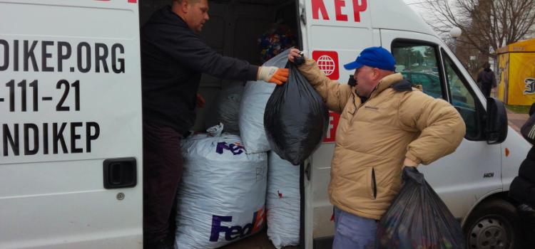 Čep za hendikep: U Pećincima isporučeno 400 kilograma čepova