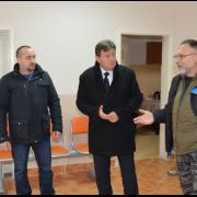 Predsednik Opštine Pećinci Željko Trbović posetio Kupinovo