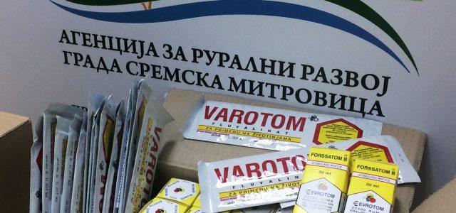 Sremska Mitrovica: Lekovi i preparati za pčelare