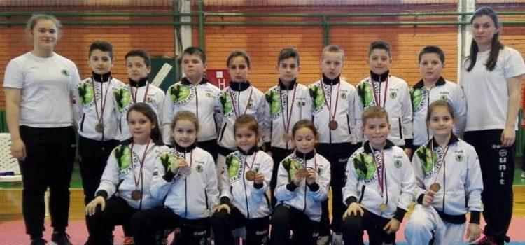 """Inđija: Karate klub """"Železničar"""" odličan organizator prvenstva Vojvodine"""