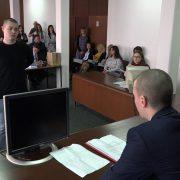 Mitrovačka škola domaćin republičkog takmičenja u simulaciji sudskog procesa