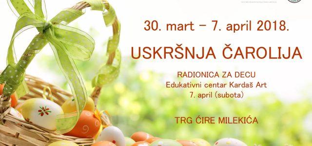 Uskršnja čarolija u Sremskoj Mitrovici