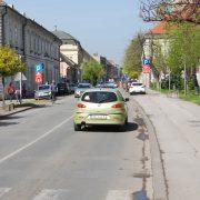 Radovi u centru Sremske Mitrovice