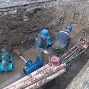 U toku rekonstrukcija ulice u centru Sremske Mitrovice