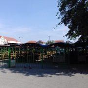 Inđija: Rekonstrukcija Gradske pijace