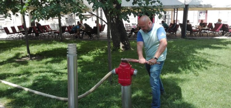 Sremska Mitrovica: Obnova vodovodne mreže u centru grada