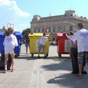 """JKP """"Komunalije"""" Sremska Mitrovica: Najmlađi učili o separaciji otpada"""