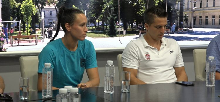 Marija Vučenović i Vedran Samac zlatni u Bugarskoj