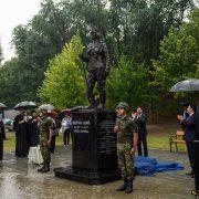 Milunka Savić dobila spomenik u Inđiji
