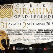 Festival posvećen Rimljanima u Sremskoj Mitrovici