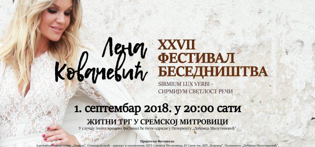 27 godina besedničke tradicije u gradu na Savi