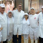 "Oživela fabrika za preradu mesa ""Srem Šid"""
