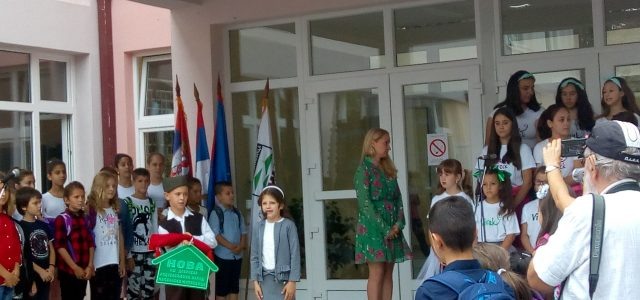Đaci iz Mačve u novoj školi