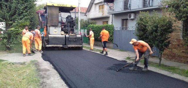Inđija: Na red došla i Sremska ulica