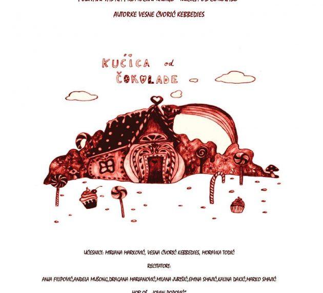 Promocija zbirke pesama Vesne Čvorić Kebediš u mitrovačkoj Biblioteci