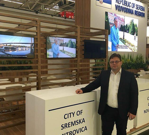 Sanader u Minhenu: Predstavljeni potencijali Sremske Mitrovice