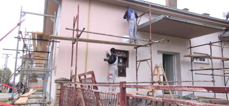 Sređuje se zgrada škole u Pavlovcima