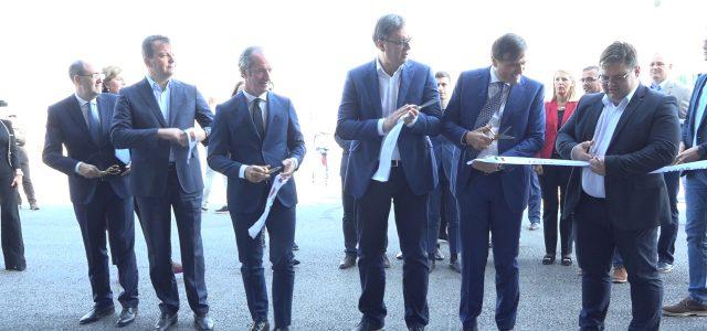 Fabrika za proizvodnju parketa otvorena u Sremskoj Mitrovici