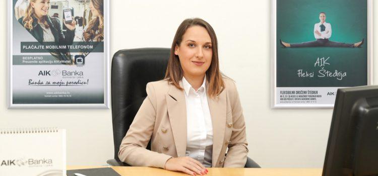 VREME JE ZA SIGURNU ŠTEDNJU U AIK BANCI: Specijalna ponuda štednje za građane Rume