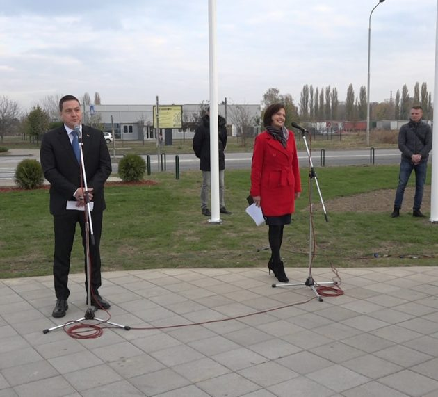 Ministar Ružić: Sremska Mitrovica ima povoljan poslovni ambijent