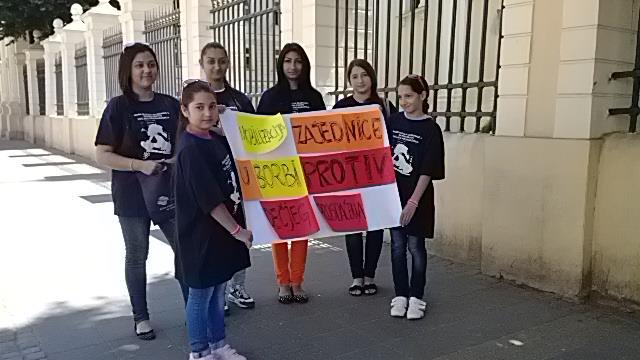 ROMI VOJVOĐANI: Mobilizacija katar o ćidipe ando maripe opral čhavrrikano inzaripe