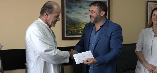 Mitrovački rotarijanci pomažu Bolnicu