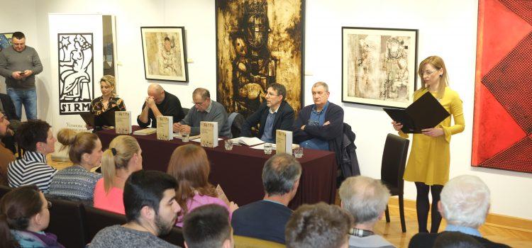 """Galerija """"Lazar Vozarević"""": Promocija knjige """"Istorija sporta u Sremskoj Mitrovici"""""""