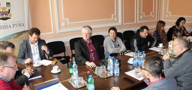 Ruma: Održana sednica Socijalno-ekonomskog saveta
