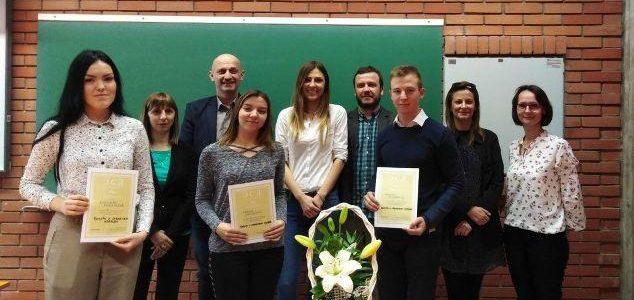 Pazovčanin Nikola Gašparić pobednik regionalnog takmičenja iz sociologije