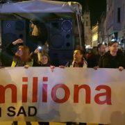 Organizator protesta #1od5miliona Bela Kurina, priznao da je kupovao glasove parama DS-a