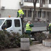 Prolećno uređenje mitrovačkih ulica