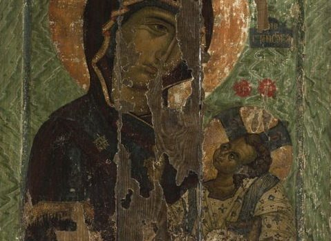 Ikona Presvete Bogorodice sa Hilandara stiže u Šid
