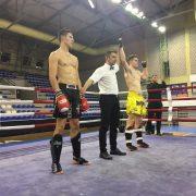 Kik boks: Tri zlata za rumski klub