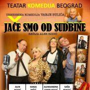 """Predstava """"Jače smo od sudbine"""" pred Mitrovčanima"""