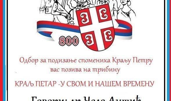 """Podržimo akciju """"Petrovih 800"""" u Sremskoj Mitrovici"""