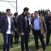 Ministar Vanja Udovičić posetio Belegiš i Nove Banovce