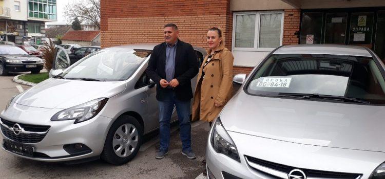 Novi automobili za Dom zdravlja u Rumi